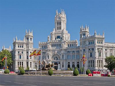 Déménagement Madrid et Espagne